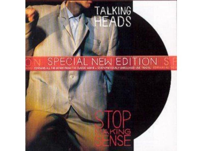 Talking Heads - Stop Making Sense- 15th Anniversary Edition (Music CD)