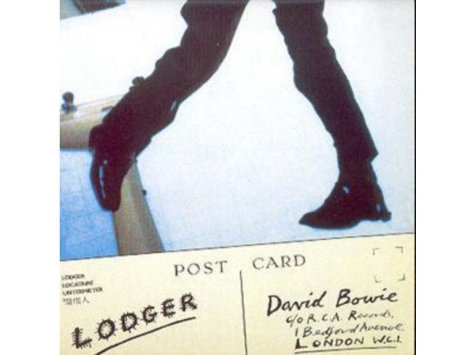 David Bowie - Lodger (Music CD)