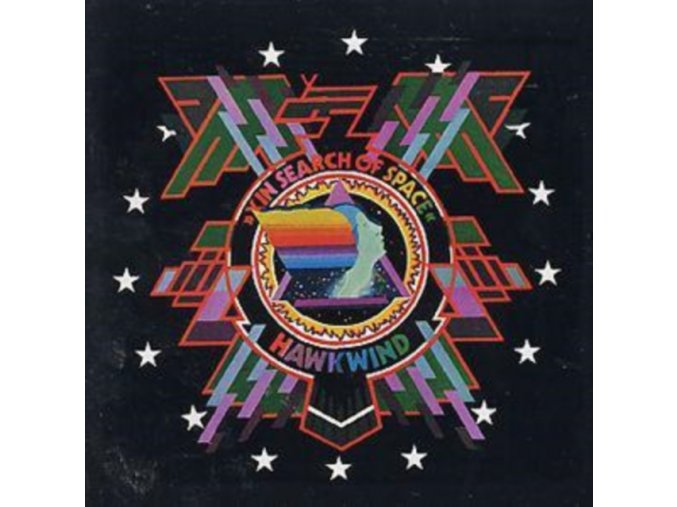 Hawkwind - In Search Of Space (Remastered) (Music CD)