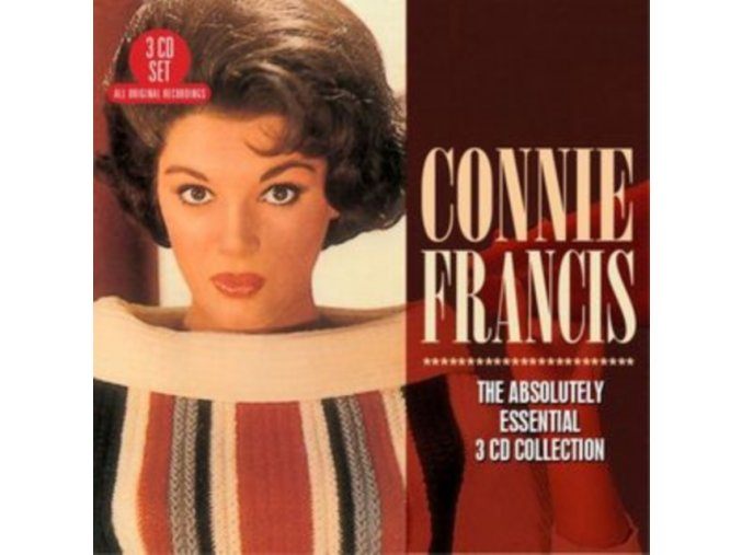Connie Francis - Absolutely Essential 3 CD Collection (Music CD)