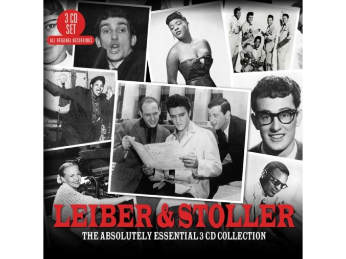 Various Artists - Leiber & Stoller (The Absolutely Essential) (Music CD)