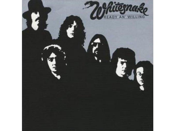 Whitesnake - Ready An' Willing [Remastered]