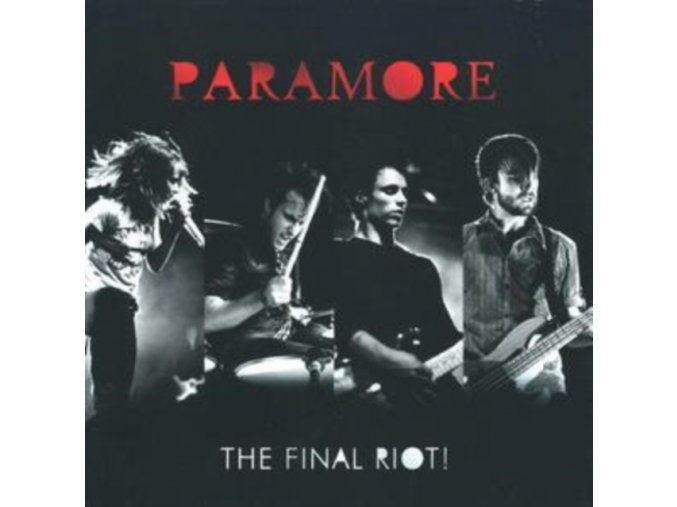 Paramore - The Final Riot: Live in Chicago (CD+DVD)