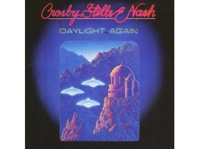 Crosby  Stills And Nash - Daylight Again (Remastered And Expanded) (Music CD)