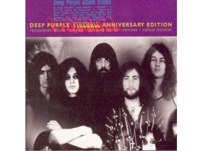 Deep Purple - Fireball (Music CD)