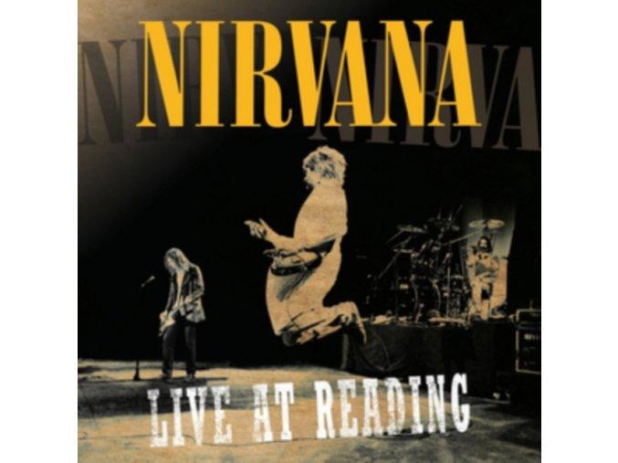 Nirvana - Live At Reading (Music CD)