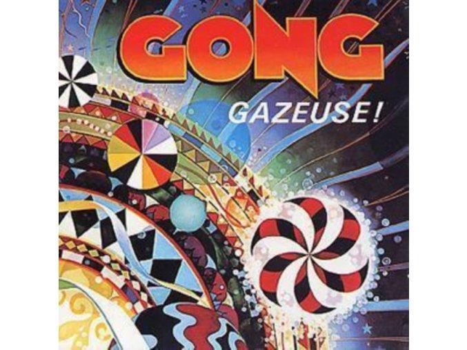 Gong - Gazeuse (Music CD)