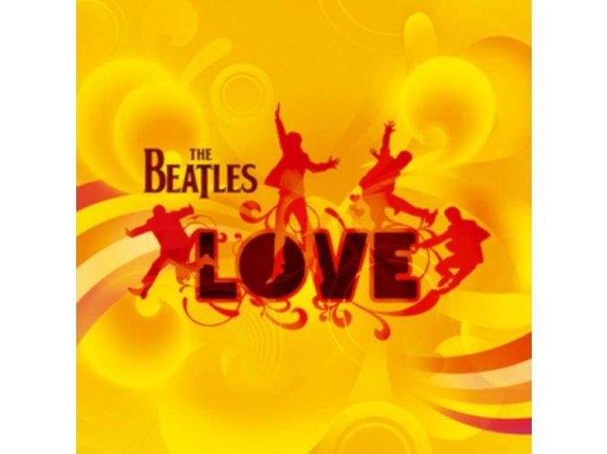 The Beatles - Love (Music CD)