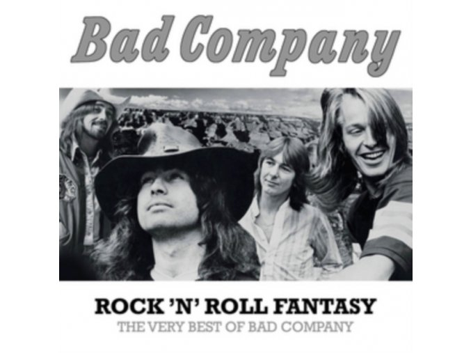 Bad Company - Rock 'N' Roll Fantasy: The Very Best Of Bad Company (Music CD)