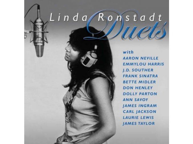 Linda Ronstadt - Duets (Music CD)