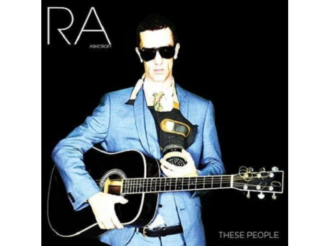 Richard Ashcroft - These People (Music CD)