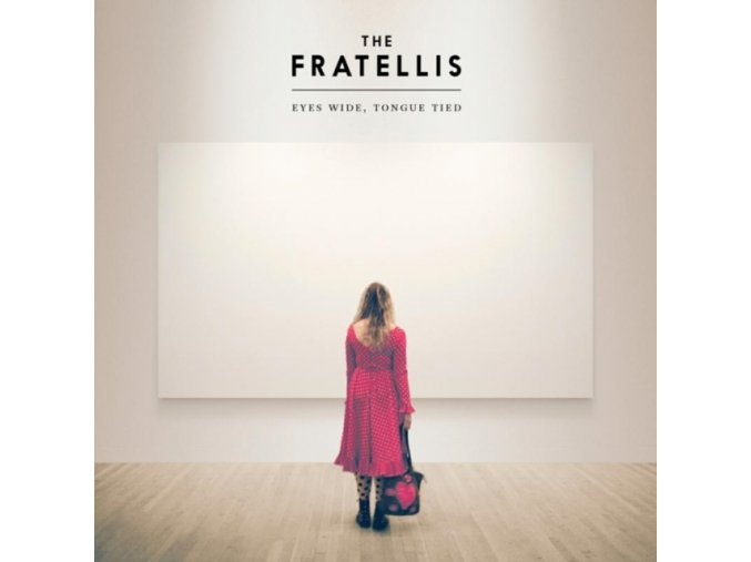 The Fratellis - Eyes Wide  Tongue Tied (Music CD)