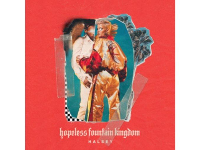 Halsey - Hopeless Fountain Kingdom (Music CD)