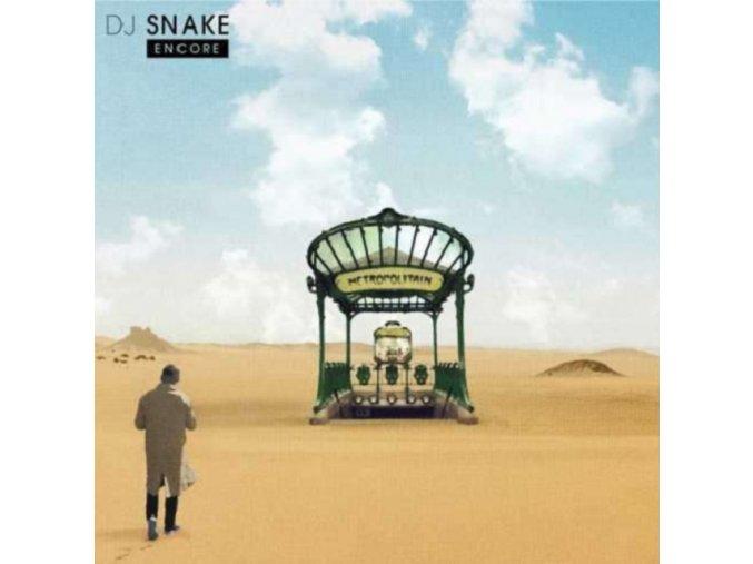 DJ Snake - Encore (Music CD)