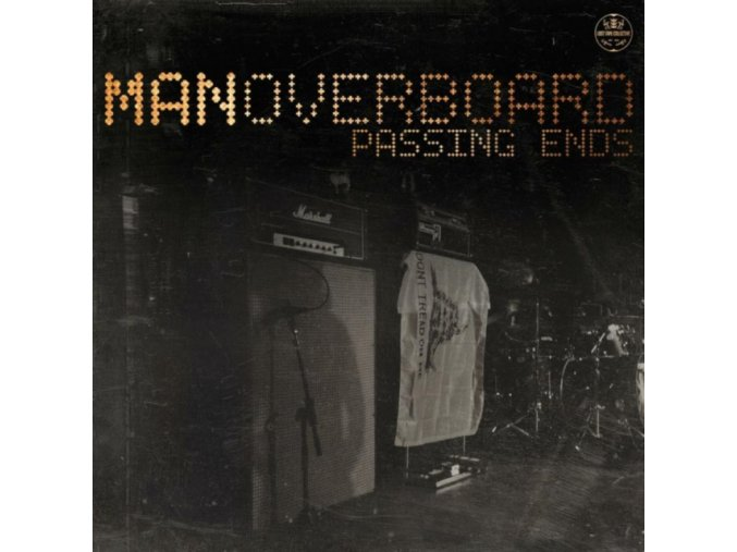 Man Overboard - Passing Ends (Music CD)