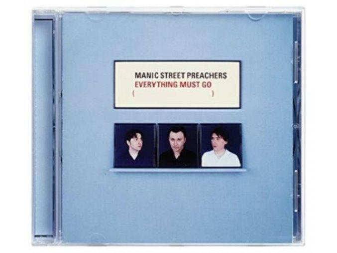 Manic Street Preachers - Everything Must Go (Remastered) (Music CD)