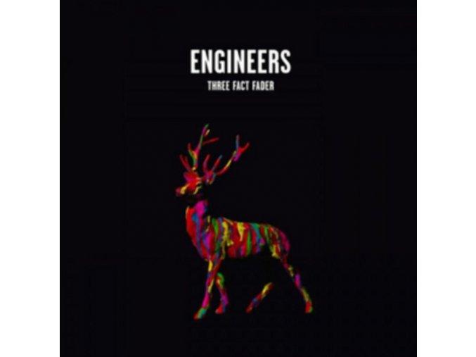 Engineers - Three Fact Fader (Music CD)