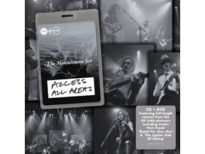 Monochrome Set - Access All Areas (CD & DVD) (Music CD)