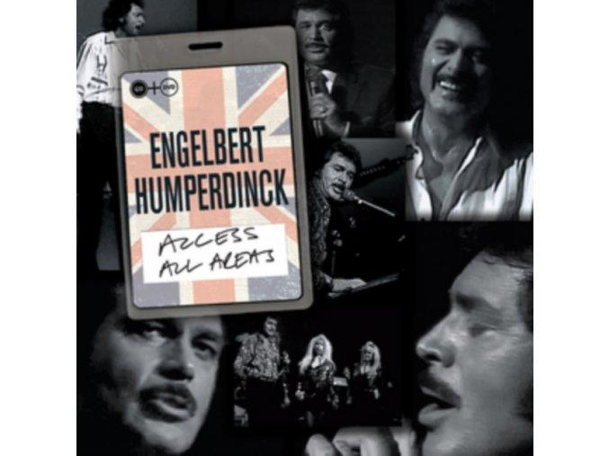 Engelbert Humperdinck - Access All Areas (+2DVD) (Music CD)
