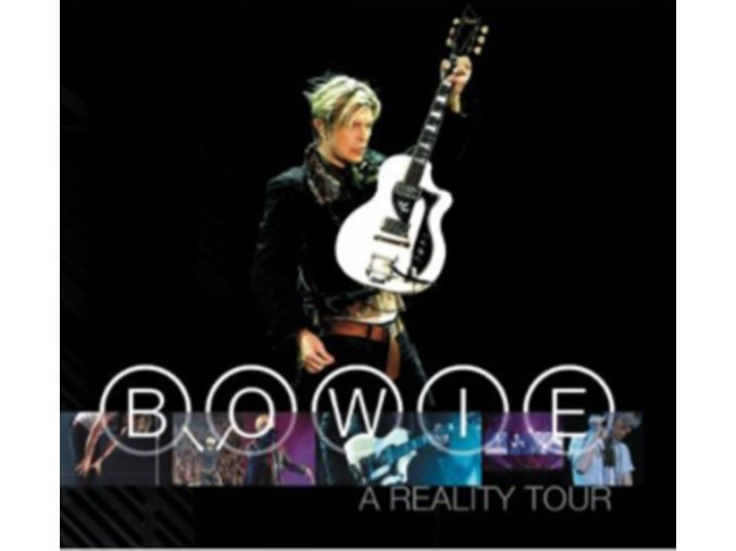 David Bowie - Reality Tour  A (Music CD)