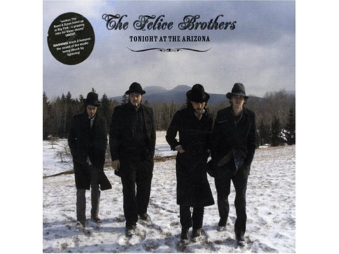 The Felice Brothers - Tonight At The Arizona (Music CD)