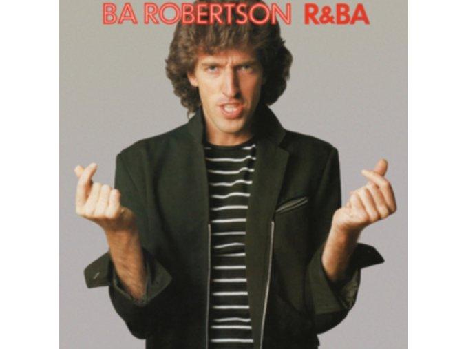 BA Robertson - R&BA (Music CD)