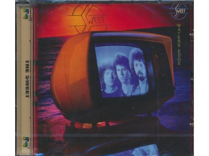 Sweet (The) - Water's Edge (Music CD)