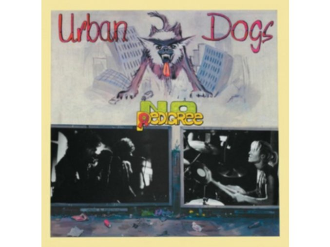 Urban Dogs - No Pedigree (Music CD)