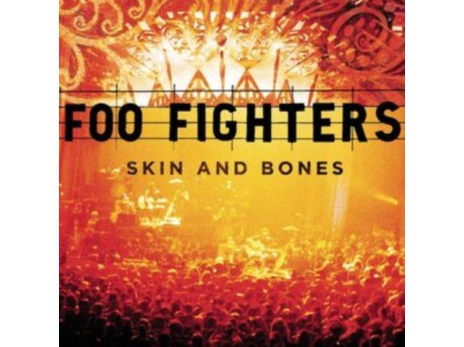 Foo Fighters - Skin and Bones (Music CD)