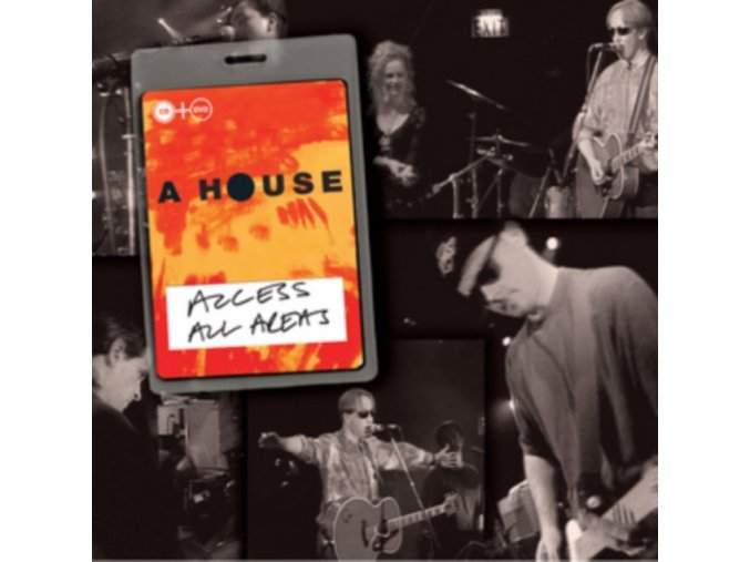 A House - Access All Areas (+2DVD) (Music CD)