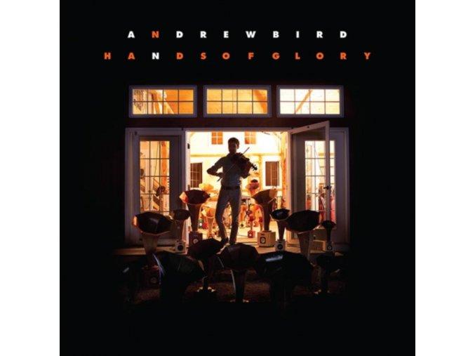 Andrew Bird - Hands of Glory (Music CD)
