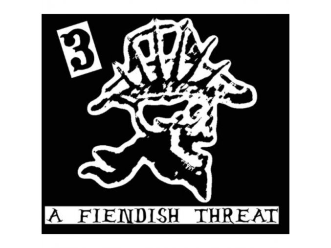 Hank 3 - A Fiendish Threat (Music CD)