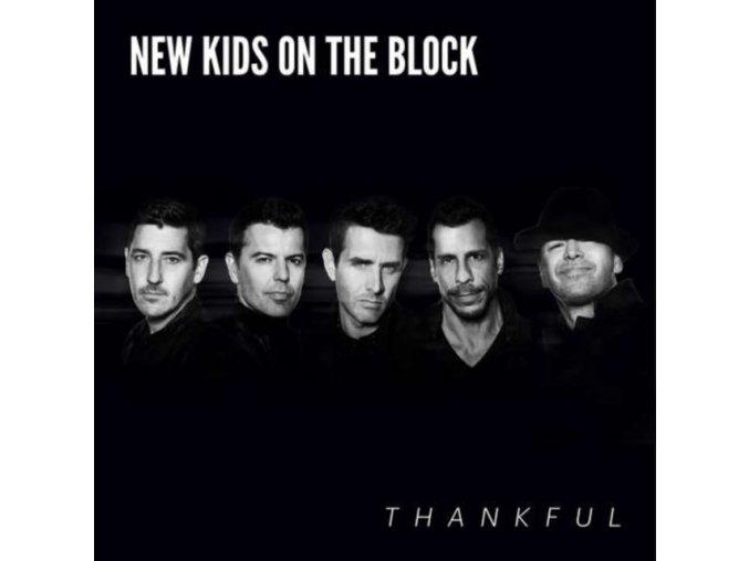 New Kids on the Block - Thankful (Music CD)
