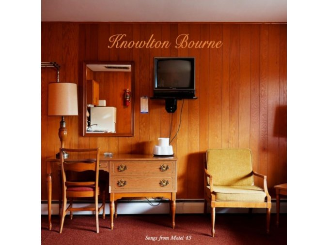 Knowlton Bourne - Songs From Motel 43 (Music CD)