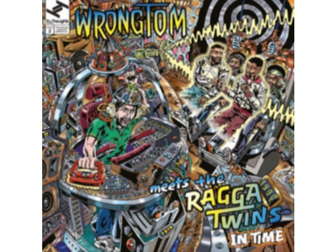 Ragga Twins (The) - In Time (Music CD)