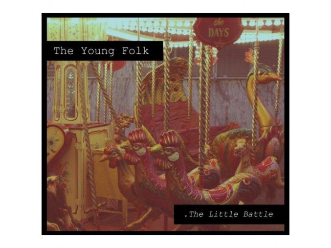 The Young Folk - Little Battle (Music CD)