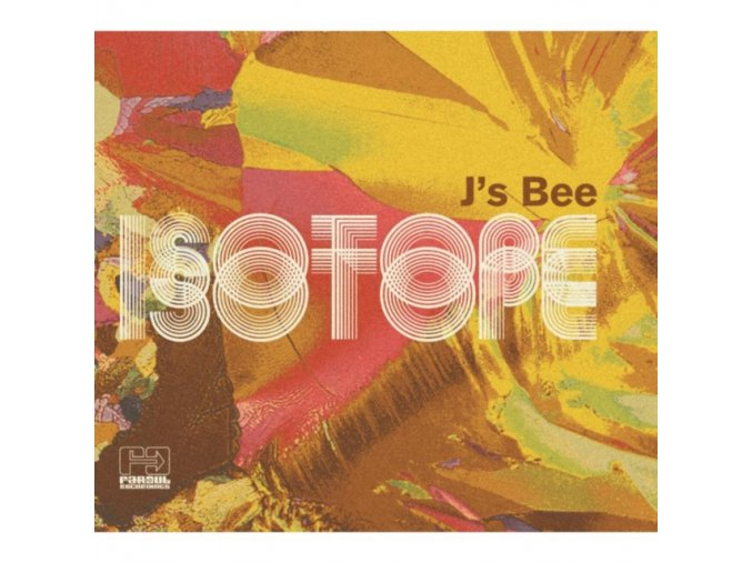 J's Bee - Isotope (Music CD)
