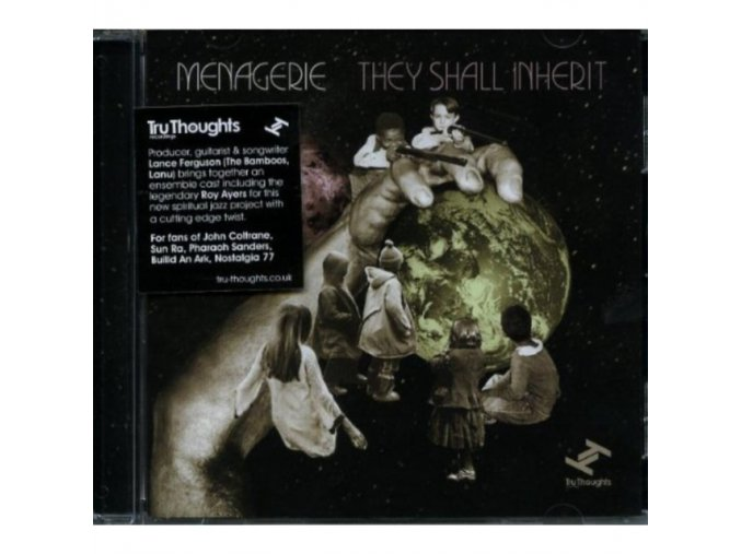 Menagerie - They Shall Inherit (Music CD)