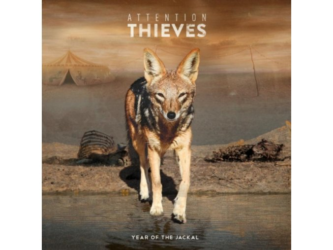 Attention Thieves - Year of the Jackal (Music CD)