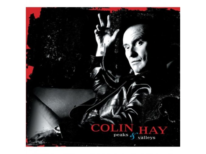 Colin James Hay - Peaks And Valleys (Music CD)