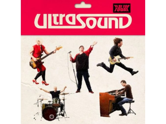 Ultrasound - Play For Today (Music CD)
