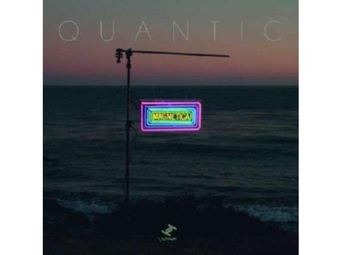 Quantic - Magnetica (Music CD)