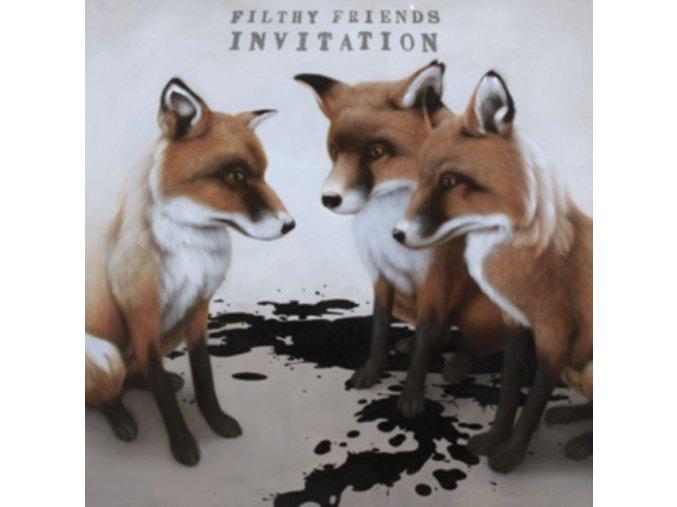 Filthy Friends - Invitation (Music CD)