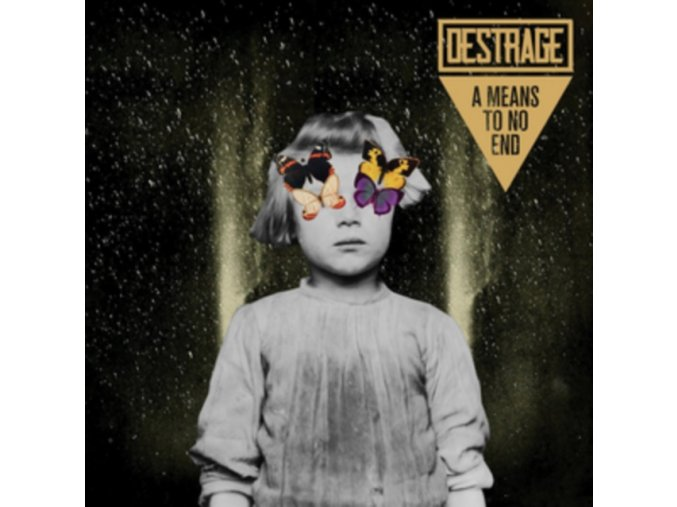Destrage - Means to No End (Music CD)