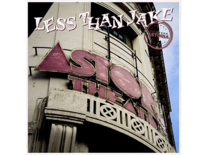 Less Than Jake - Live from Astoria (Music CD)