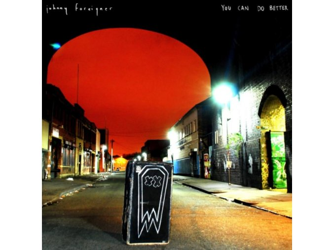 Johnny Foreigner - You Can Do Better (Music CD)