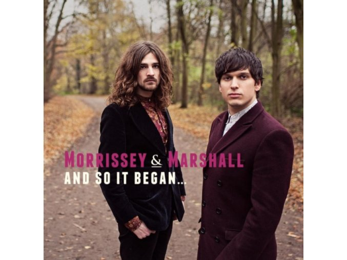 Marshall - And So It Began (Music CD)