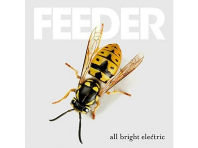 Feeder - All Bright Electric (Music CD)