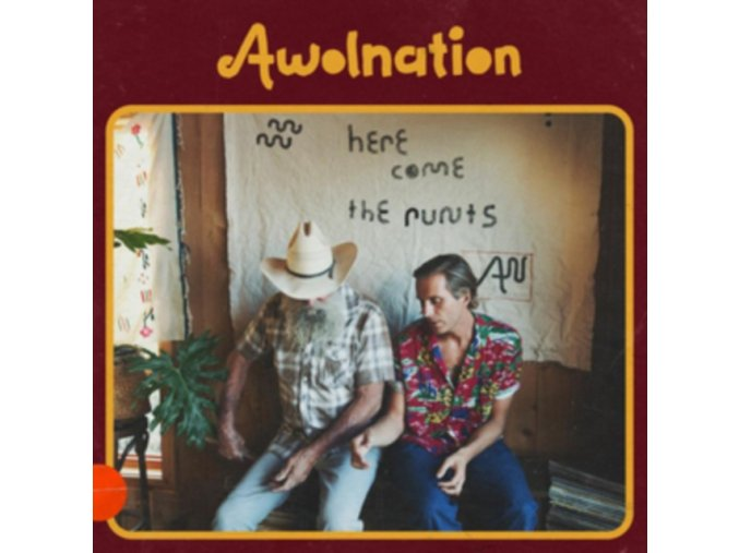 AWOLNATION - Here Come The Runts (Music CD)