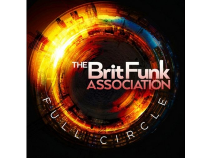 The Brit Funk Association - Full Circle (Music CD)